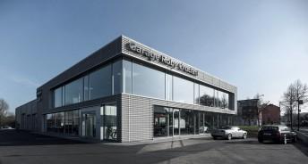 Showroom Audi