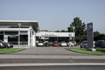 Showroom Volkswagen