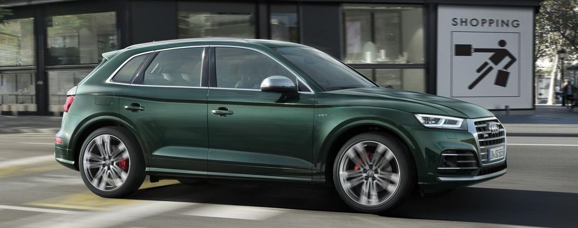 Nouveau Audi SQ5 TDI
