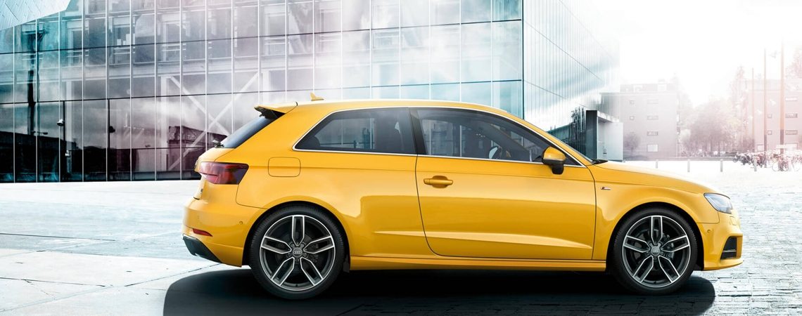 La nouvelle Audi A3